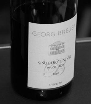 Georg Breuer Pinot Noir