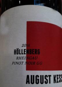 Kesseler Höllenberg Pinot Noir