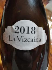 2018 La Vizcaina Lomas de Valtuille